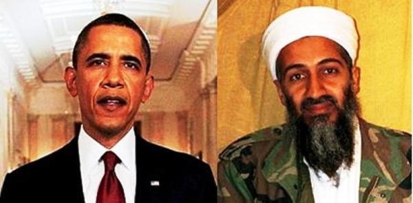 Obama a usáma