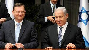 Nečas Izrael